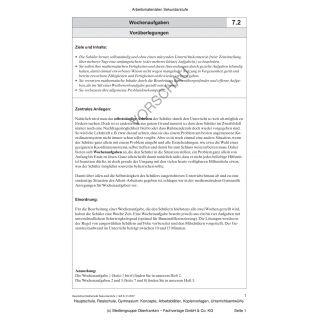 Wochenaufgaben 4-8: Lineare Optimierung - Wurzel- und quadratische Gleichungen - Schaubilder