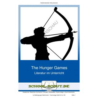 Suzanne Collins: The Hunger Games (9.-13. Klasse)