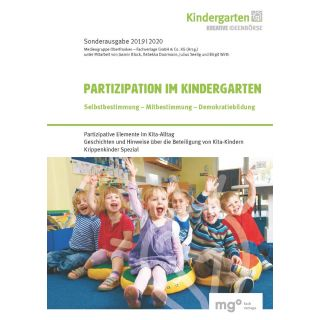 Partizipation im Kindergarten