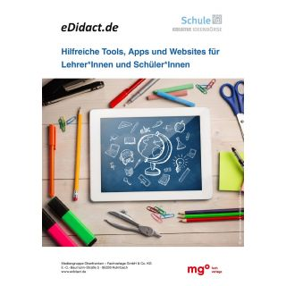 Vorschaubild: Hilfreiche Tools, Apps und Websites für Lehrer und Schüler