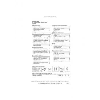 Mathematik an Schwerpunkten produktiv üben (Kopiervorlagen mit Lösungen 5. Klasse)