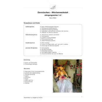 Dornröschen – Märchenwerkstatt
